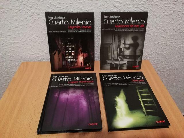 DVD y libro\