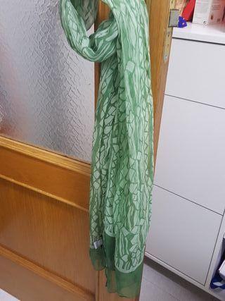 fular verde