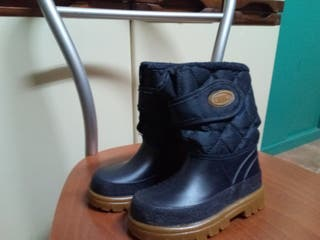 botas de nieve o agua n° 28 nuevas
