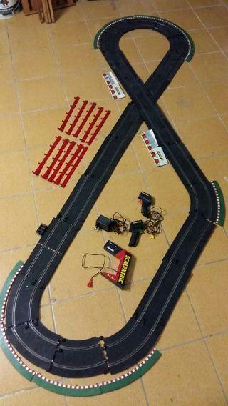 Circuito Scalextric