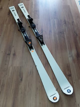 Ski Lacroix Carbon Mach 170. Gama alta