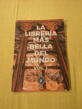 Libro presentación Librería Lello de Oporto