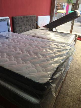 Gran oferta colchón viscoelastica 24cm