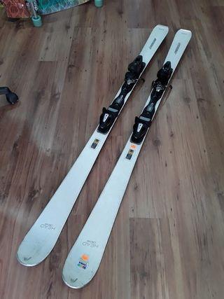 Ski Head Limited 163. Gama alta