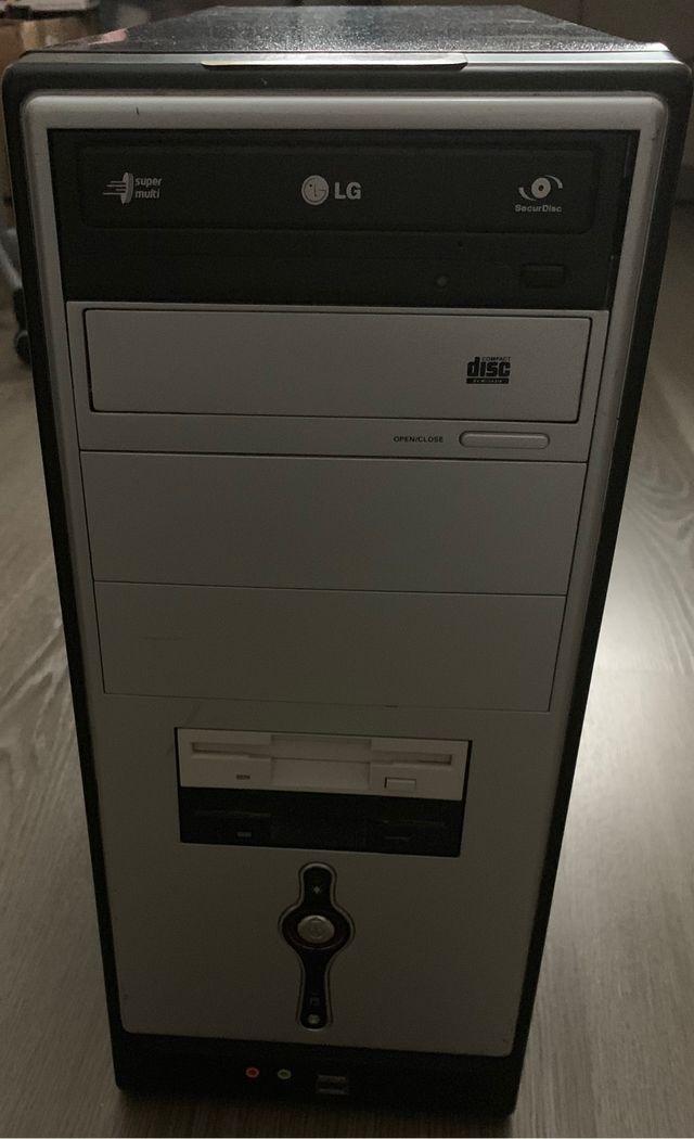 Ordenador AMD athlon 2,51Ghz