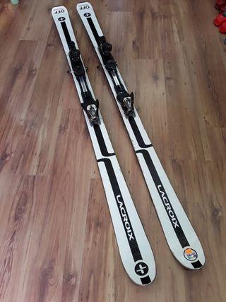 Ski Lacroix OFF Track 185. Gama alta.
