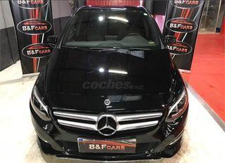 Mercedes-Benz Clase B 2018