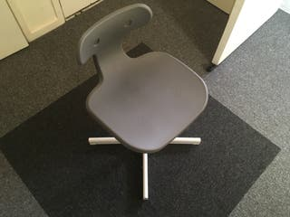 Desk chair - Grey