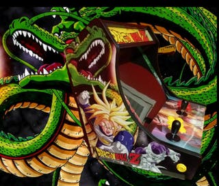 recreativa arcade bartop