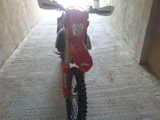 KTM enduro 450