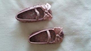zapatos niña talla 18