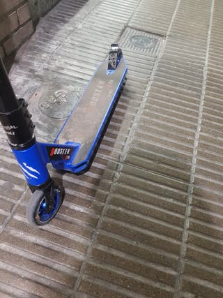 patinete impecable