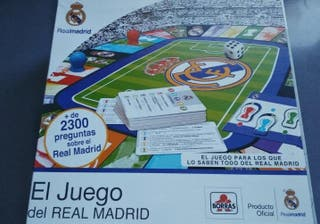 Juego del Real Madrid oficial
