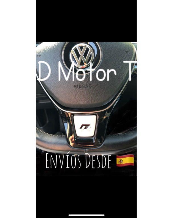 Embellecedor volante R VW