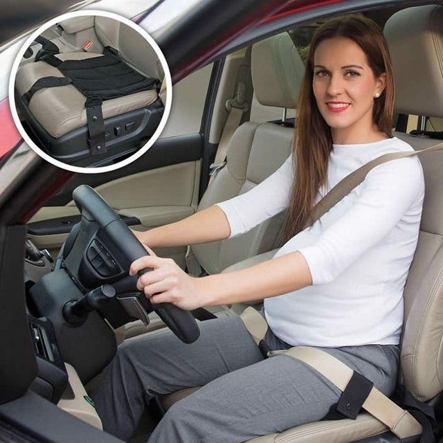 cinturon coche para embarazadas