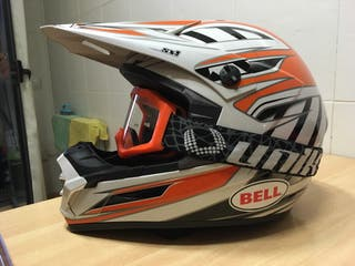 Casco supermotard