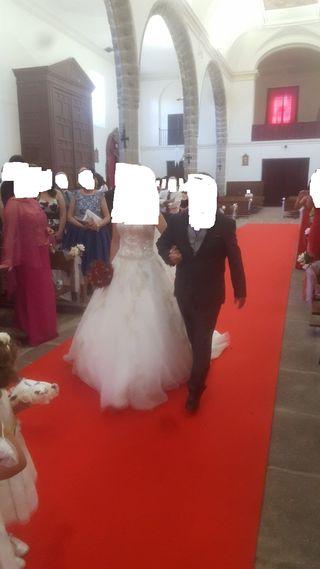 Alfombra roja para eventos/ boda