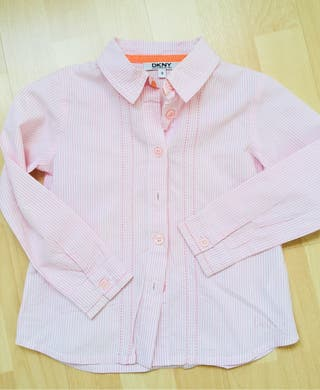 Camisa DKNY 3 años