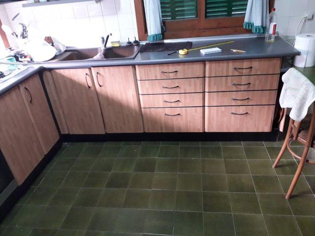 Muebles cocina de segunda mano por 650 € en Palma de Mallorca en ...