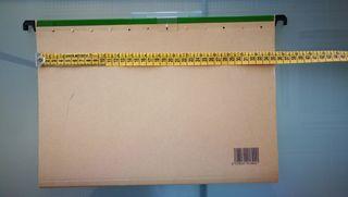 Carpetas clasificadoras