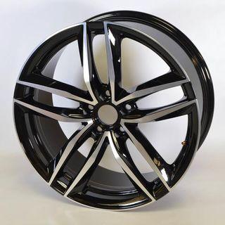 Llantas Vulcano Negra 19 Audi RS6 Style