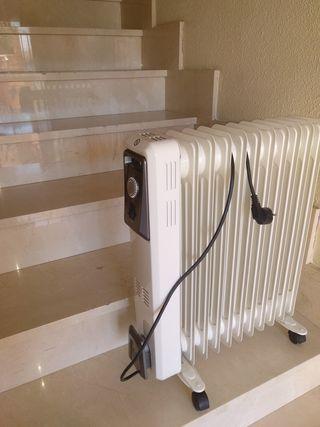 radiador de aceite