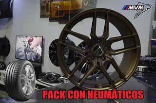 Llantas + Neumaticos Pack Z Performance