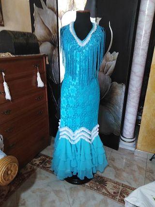 vestido de fiesta vale para flamenca