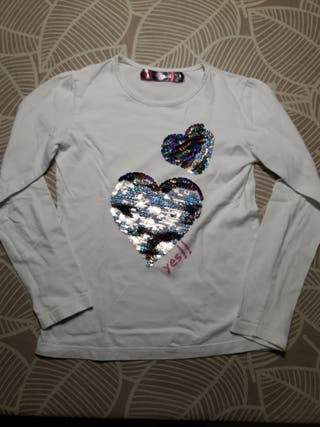 ad778ce23 Camisetas manga larga de segunda mano en Sant Just Desvern en WALLAPOP