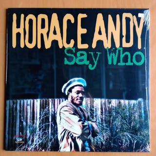 Horace Andy - Say Who - LP
