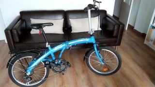 Bicicleta plegable Folding Alumnio