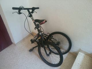 *Bicicleta PLEGABLE*