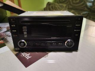Radio CD de coche.