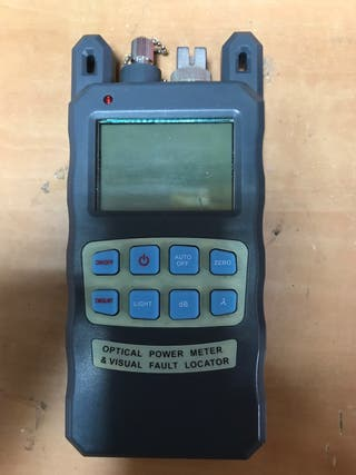 Medidor de potencia óptico