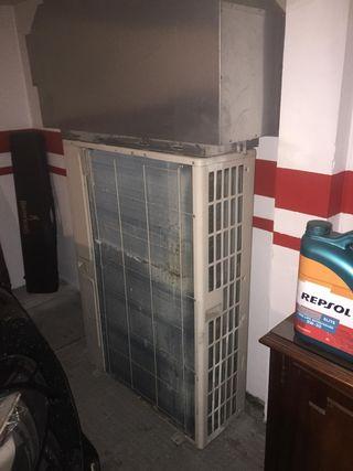 Aparatos aire acondicionado
