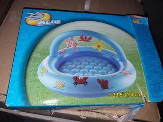 piscina para bebes