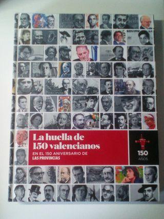 Libro - La huella de 150 valencianos