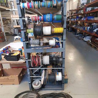 Precio reducio! Lote de cable eléctrico de Marina
