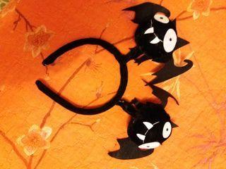 Diadema de murciélagos