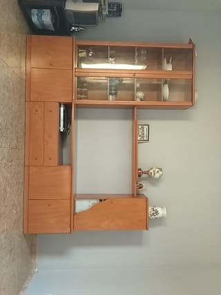 mueble de comedor/ vitrina