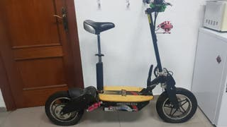 Patinete/Moto electrica Urban scooter Ovexpro1800w