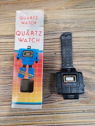 Reloj Transformers de los años 80