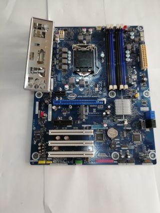Placa Base Intel DH77KC Socket 1155