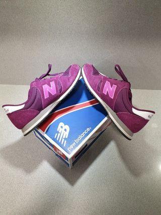 Bambas chica New Balance NB400