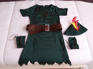 Disfraz de Robin Hood mujer