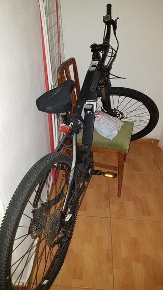 bicicleta orbea electrica motor boss