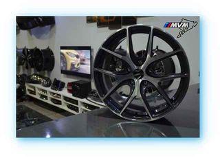 Juego 4 Llantas Alpha Seat FR Volkswagen