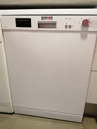Lavavajillas nuevo