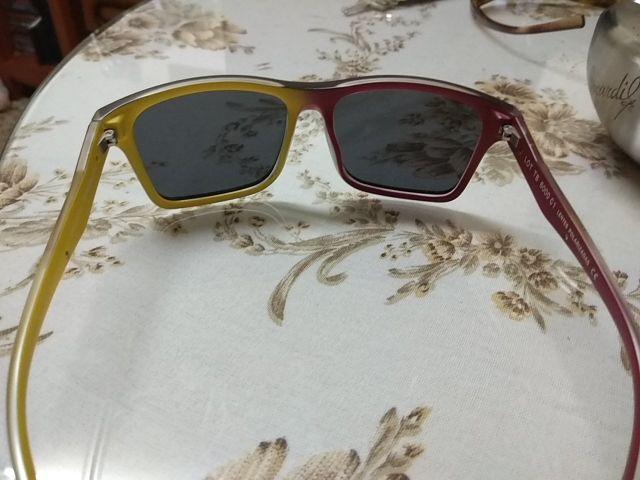168af58535 Gafas de sol titto bluni nuevas de segunda mano por 15 € en Dos ...