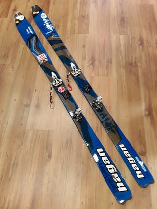 Ski de travesia Hagan Y Drive 170 cm.